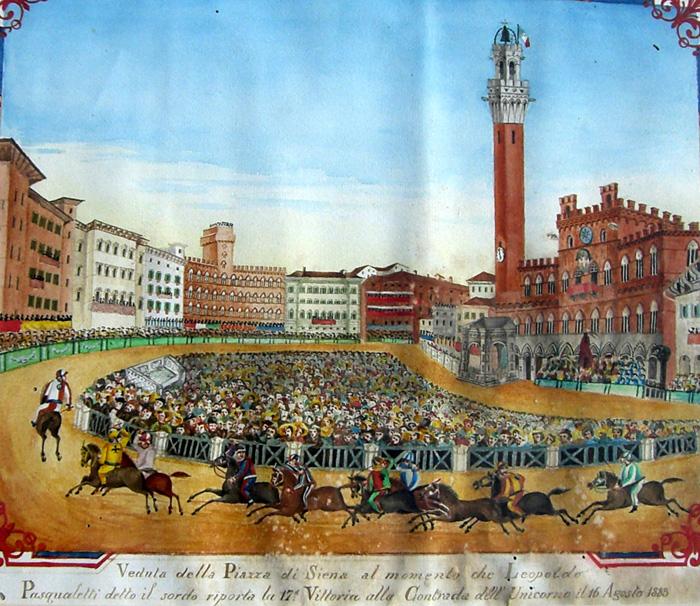 Carriera 16 Agosto 1883