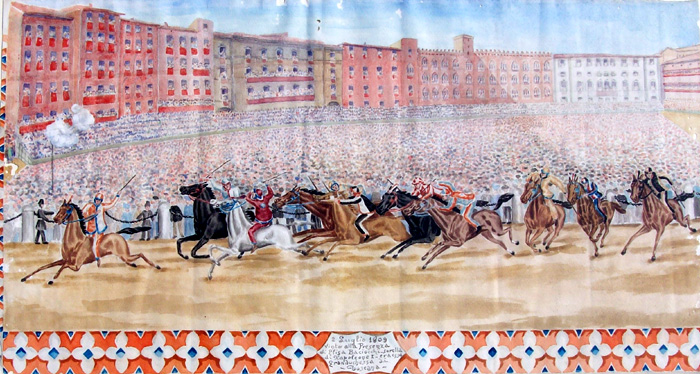 Carriera 2 Luglio 1809