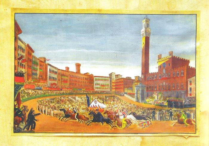 Carriera 2 Luglio 1860